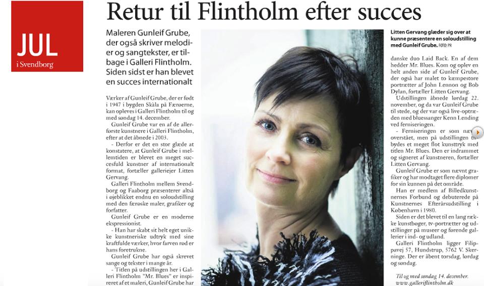 Retur til Flintholm efter succes