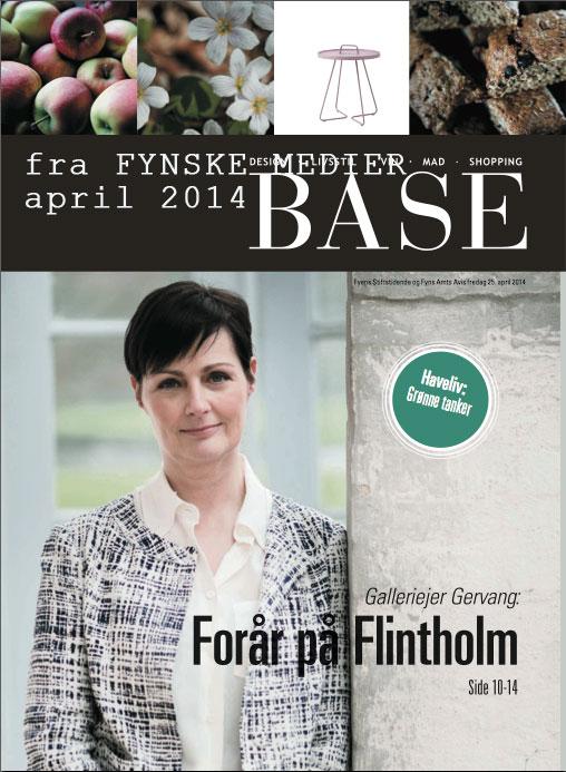 Litten Gervang: Forår på Flintholm