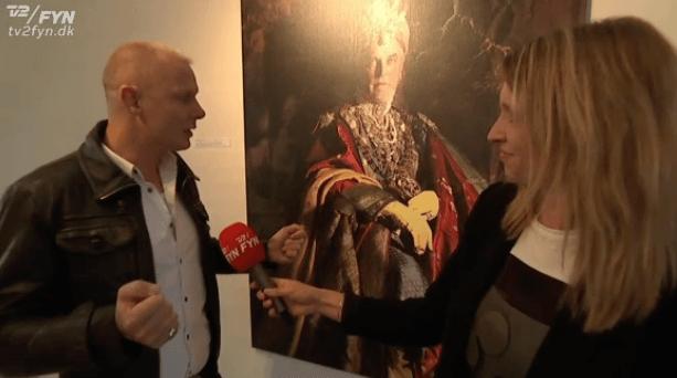 Jim Lyngvild får modspil fra Finn Thrane fra Fotomuseet i Odense