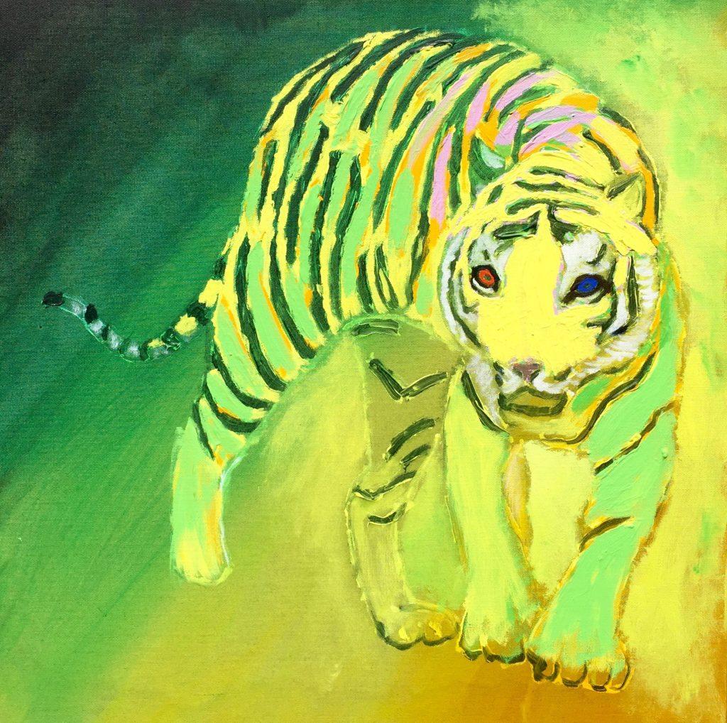 Tigerlandskab